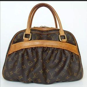 Louis Vuitton monogram mizi handbag